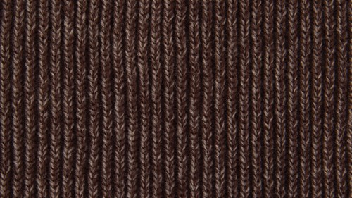 Twisted yarn option brown and khaki