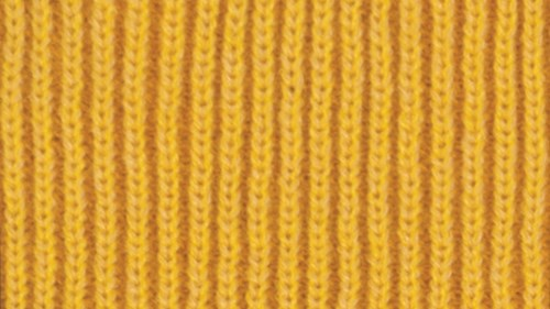 Twisted yarn option gold, yellow and nugget