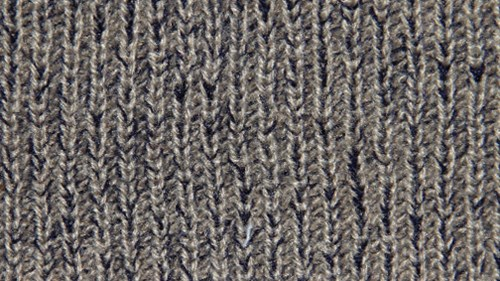 Twisted yarn option khaki and navy