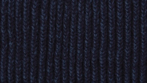 Twisted yarn option navy and slate