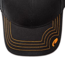 Pukka hat, visor stitching, 4 rows, 4 contrast stitch, 1 color